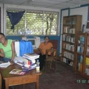 Unsere Partnerschule in Balgüe